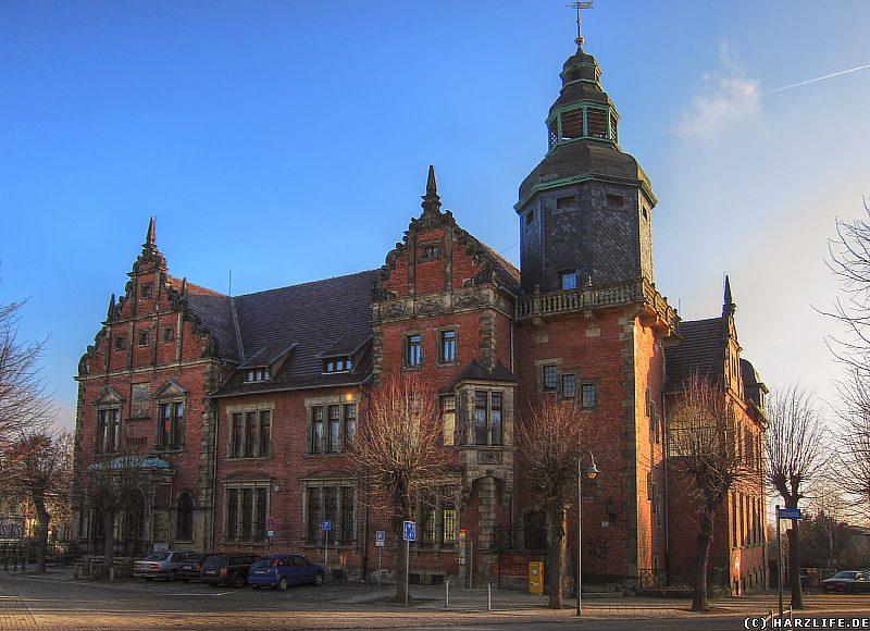 Die Alte Post in Blankenburg