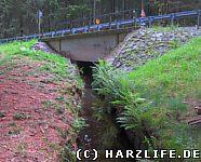 Straßenbrücke Dammgraben