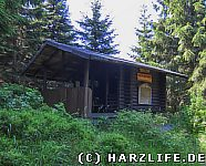 Wilde Sau-Hütte