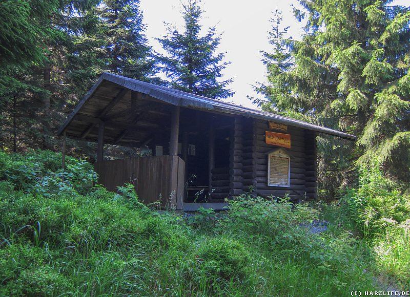 Die Wilde Sau-Hütte