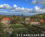 Barockgarten und Kleines Schloss