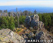 Bärenklippe Harzvorland