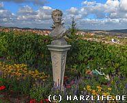 Berggarten - Julius Cäsar