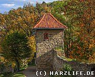 Blankenburg - Prinzessinnenturm