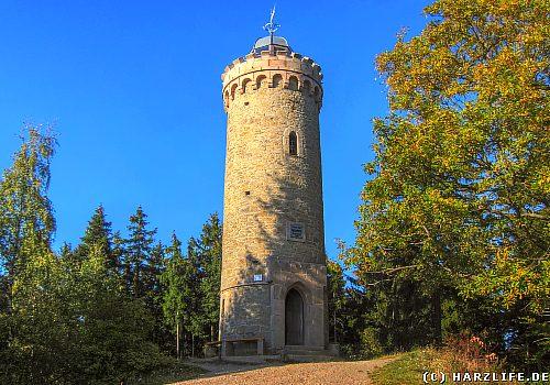 Der Kaiserturm auf dem Armeleuteberg