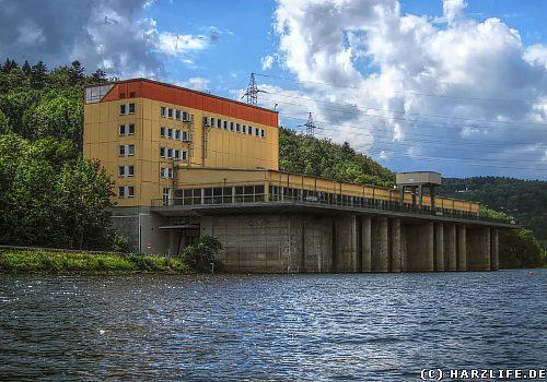 Pumpspeicherkraftwerk Wendefurth