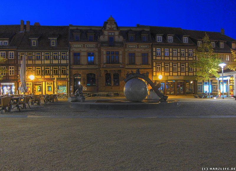 Eine Nacht am Nicolaiplatz