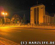 St. Elisabeth-Kirche und Eiserne Hand
