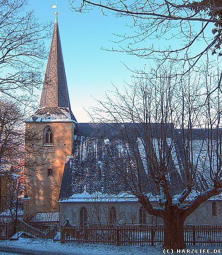 Die St.-Bartholomäus-Kirche in Blankenburg