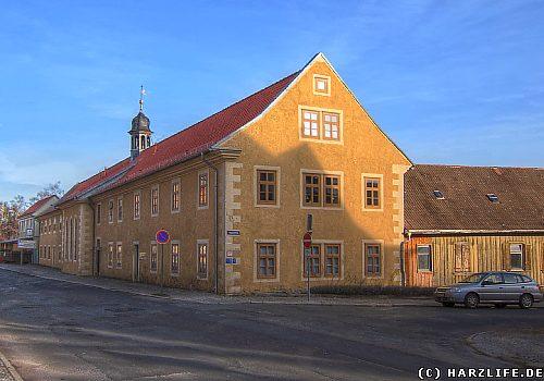 Der Georgenhof in Blankenburg