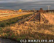 Blankenburg - Gleis der Quäke