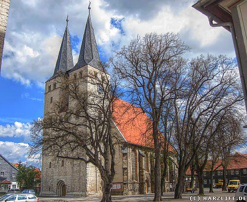 Osterwieck - Die St.-Stephani-Kirche