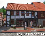 Standort Geburtshaus Thomas Müntzer in Stolberg