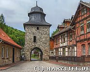 Das Rittertor in Stolberg