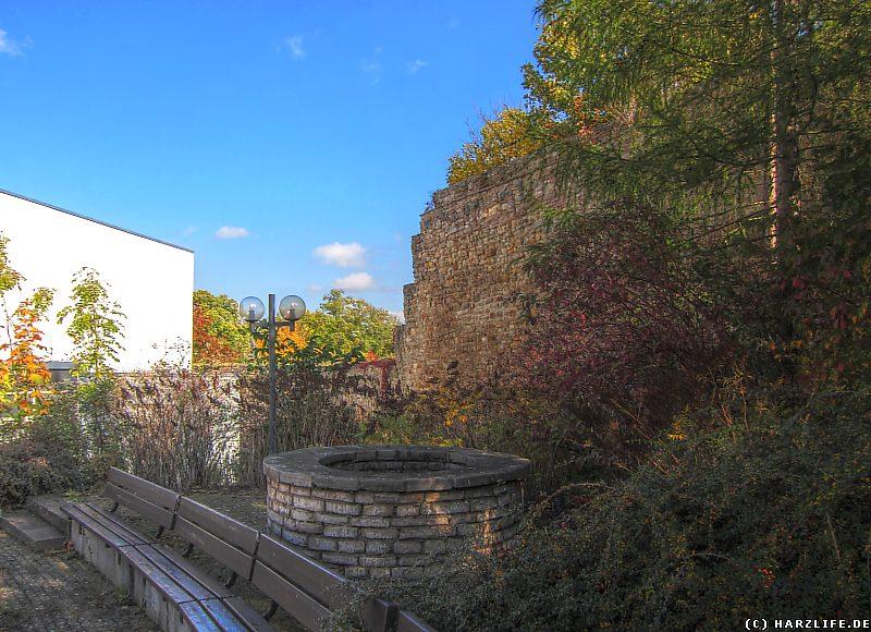 Am Alten Schloß in Sangerhausen