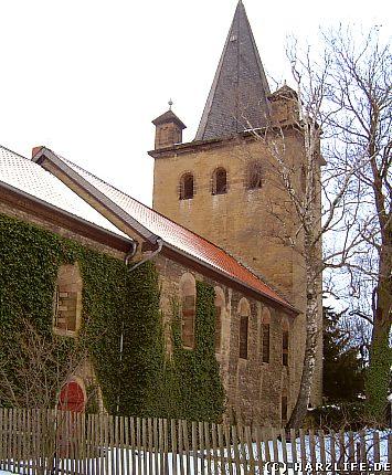 Die ev. Pfarrkirche in Drübeck