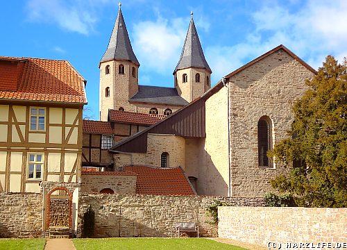 Kloster Drübeck mit Klosterkirche St. Vitus