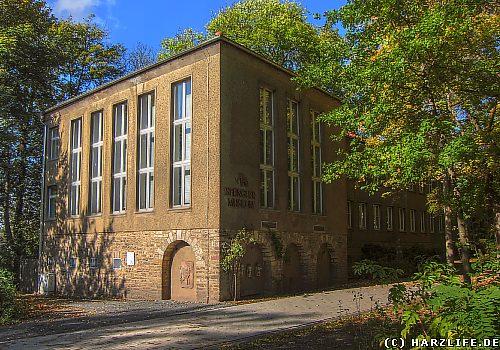 Das Spengler-Museum in Sangerhausen