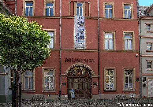 Das Stadtmuseum in Aschersleben