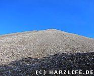Steine und Blau