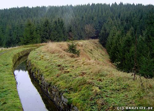 Der Untere Hutthaler Teich