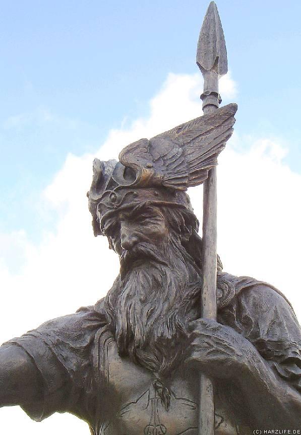 Wotan-Denkmal