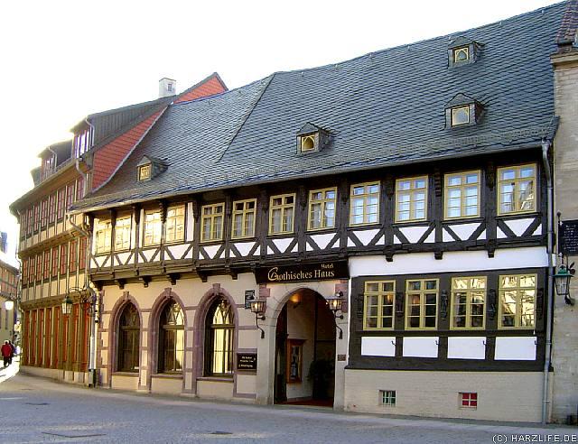 Das Gothische Haus in Wernigerode