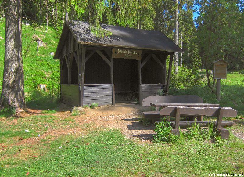 Die Alfred-Rieche-Hütte