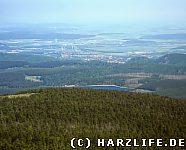 Eckerstausee und Bad Harzburg