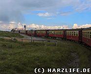 Brockengipfel Brockenbahn