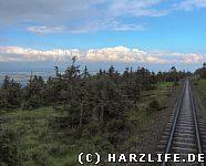 Harzvorland Brockenbahn