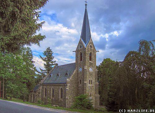 Die Kirche in Schierke