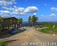 Wurmberg mit Bergstation