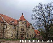 Das Alte Schloß des Gutes Klosterrode
