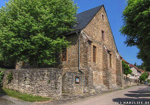 St.-Arnold-Kirche in Breitungen