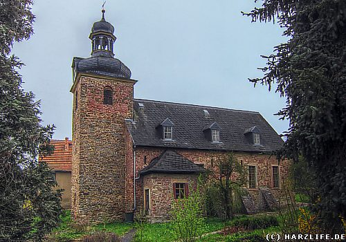 Die Kirche in Obersdorf