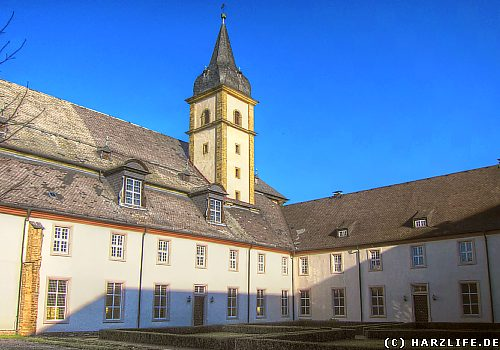 Das Kloster Grauhof