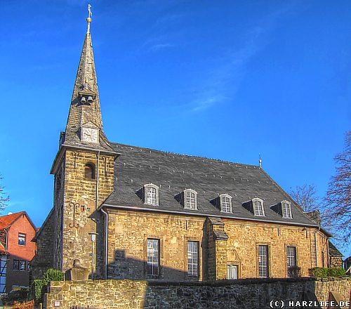 St.-Andreas-Kirche in Langelsheim