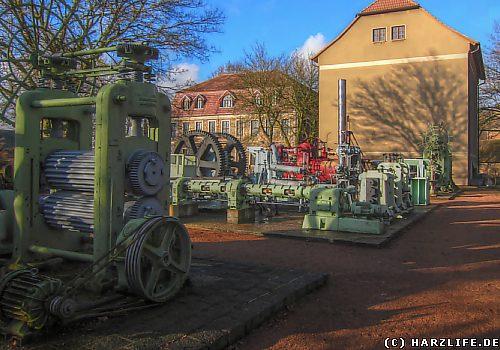 Das Mansfeld-Museum in Hettstedt