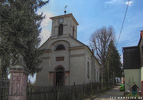 Die Möllendorfer Kirche