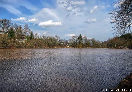 Der Möllendorfer Teich