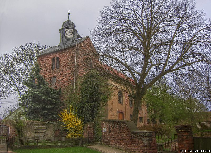 Die Kirche St. Lamberti in Blankenheim