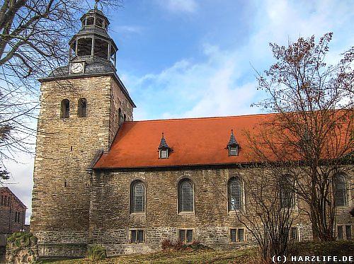 Die St.-Marien-Kirche in Sylda