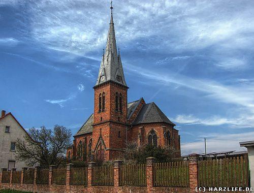 Die St.-Nikolaus-Kirche in Piskaborn