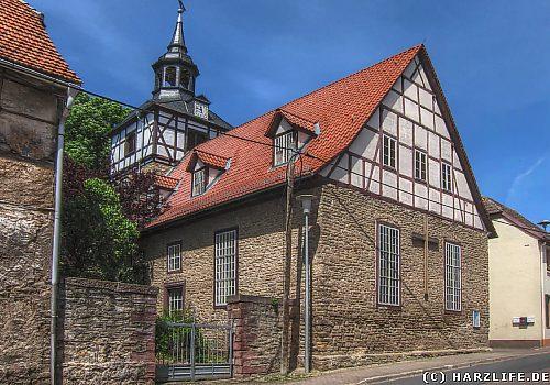 St.-Trinitatis-Kirche in Wickerode