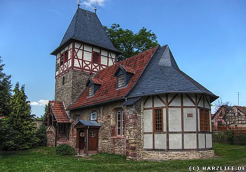 Die Kirche in Dittichenrode