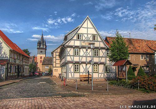 Ortszentrum von Görsbach
