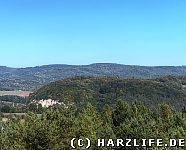Der Himmelsberg bei Woffleben