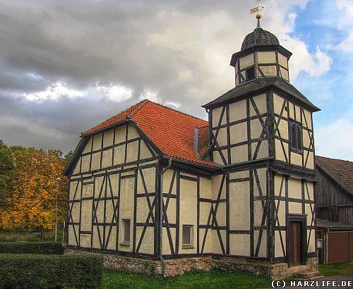 Die Kirche in Holbach