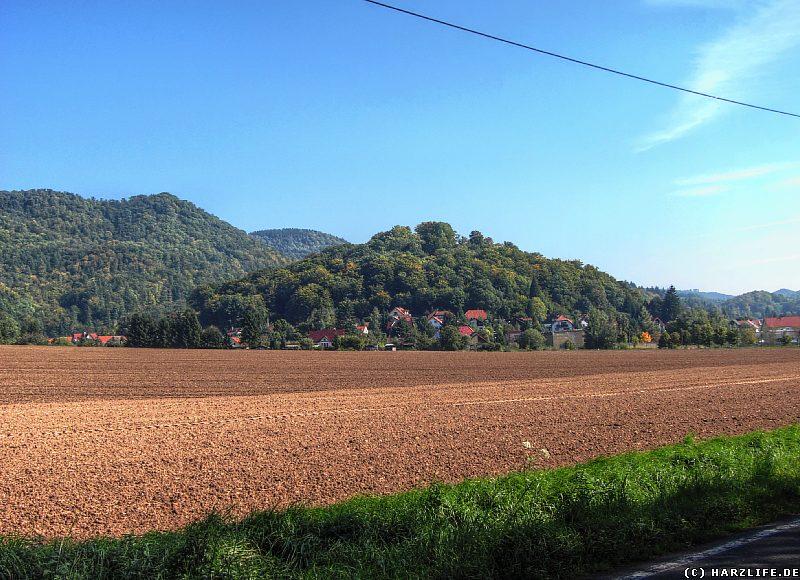 Der Ilfelder Burgberg